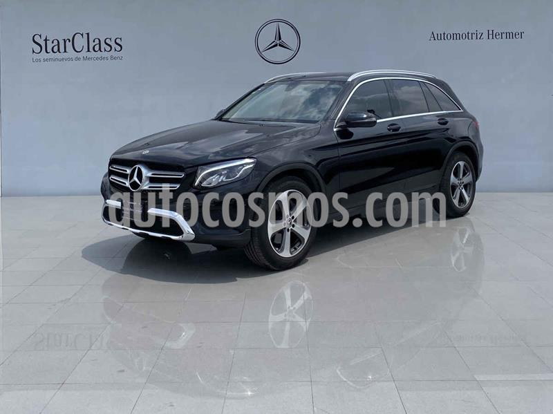 Mercedes Benz Clase GLC 300 Off Road usado (2019) color Negro precio $619,900