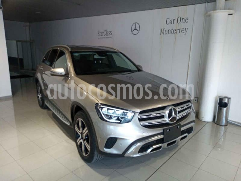 Mercedes Benz Clase GLC 300 4MATIC usado (2020) color Dorado precio $895,000