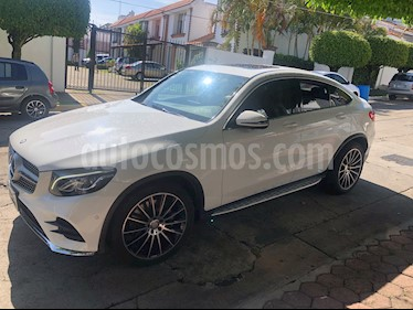 Mercedes Benz Clase GLC Coupe 250 Sport usado (2017) color Blanco precio $615,000
