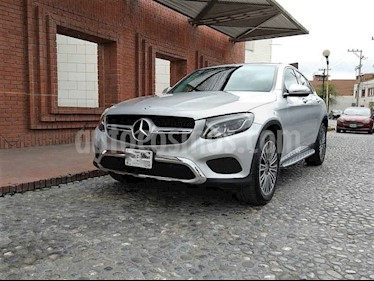Mercedes Benz Clase GLC Coupe 250 Avantgarde usado (2017) color Plata precio $615,000