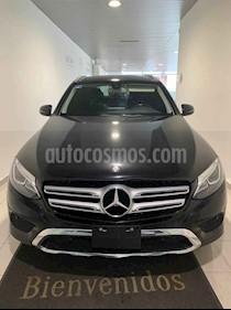 Mercedes Benz Clase GLC 300 Sport usado (2016) color Negro precio $500,000
