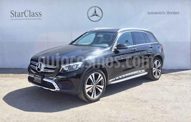 Mercedes Benz Clase GLC 300 4MATIC usado (2018) color Negro precio $629,900