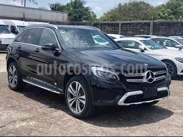 Mercedes Benz Clase GLC 300 Sport usado (2019) color Negro precio $787,999