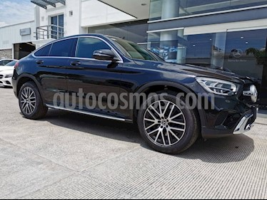 Mercedes Benz Clase GLC Coupe 300 Avantgarde usado (2020) color Negro precio $940,000