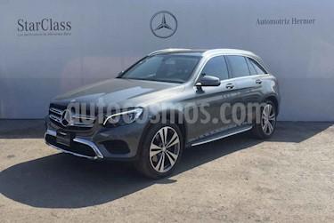 Mercedes Benz Clase GLC 300 4MATIC Sport usado (2017) color Gris precio $559,900