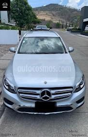 Mercedes Benz Clase GLC 300 Sport usado (2019) color Plata precio $670,000