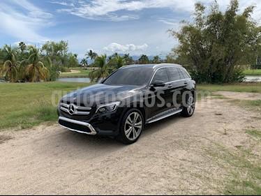 Mercedes Benz Clase GLC 300 Sport usado (2018) color Negro precio $630,000