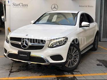 Mercedes Benz Clase GLC 5p GLC 300 Coupe Avantgard L4/2.0/T Aut usado (2019) color Blanco precio $835,000