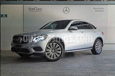 Mercedes Benz Clase GLC 5p GLC 300 Coupe Avantgard L4/2.0/T Aut usado (2018) color Plata precio $699,000