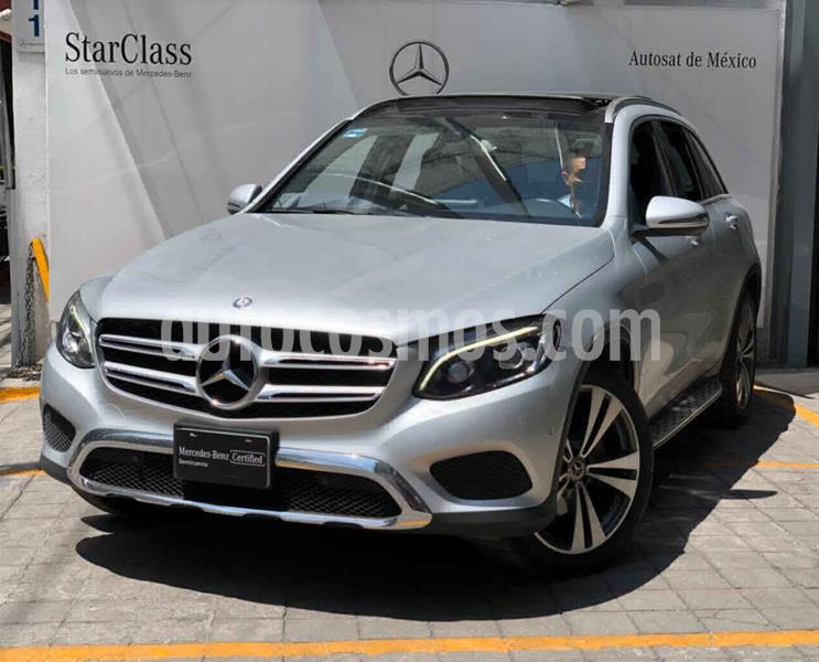 Mercedes Benz Clase GLC 300 Off Road usado (2017) color Plata precio $570,000