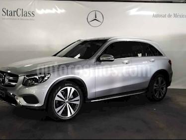 Mercedes Benz Clase GLC 300 4MATIC Sport usado (2018) color Plata precio $659,000