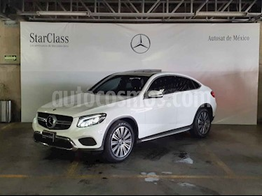 Mercedes Benz Clase GLC Coupe 300 Avantgarde usado (2019) color Blanco precio $749,000