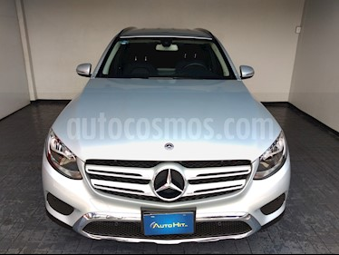 Mercedes Benz Clase GLC 300 4MATIC Off Road usado (2018) color Plata precio $593,000
