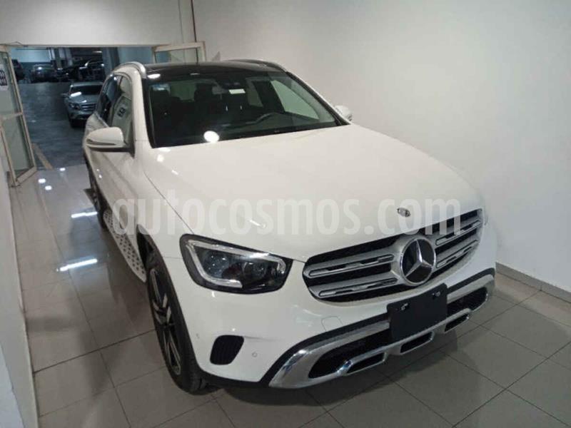 Mercedes Benz Clase GLC 300 Sport usado (2020) color Blanco precio $895,000
