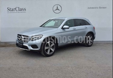 Mercedes Benz Clase GLC 5p GLC 300 Off Road L4/2.0/T Aut usado (2019) color Azul precio $639,900