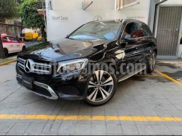 Mercedes Benz Clase GLC 300 4MATIC usado (2018) color Negro precio $660,000