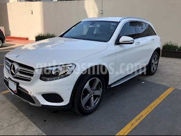 Mercedes Benz Clase GLC 300 4MATIC Off Road usado (2017) color Blanco precio $480,000