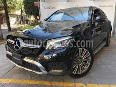 Mercedes Benz Clase GLC Coupe 300 Sport usado (2019) color Negro precio $840,000