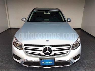 Mercedes Benz Clase GLC 5p 2.0 GLC 300 Off-Road 4MATIC AT usado (2018) color Plata precio $593,000