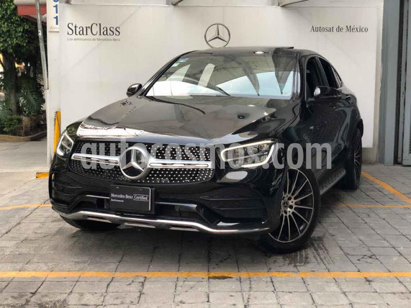 Mercedes Benz Clase GLC 300 4MATIC Coupe usado (2020) color Negro precio $945,000