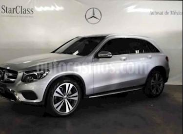 Mercedes Benz Clase GLC 5p GLC 300 Sport L4/2.0/T Aut usado (2018) color Plata precio $630,000