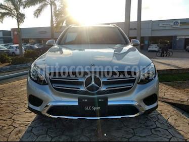 Mercedes Benz Clase GLC 300 Sport usado (2019) color Plata precio $750,000