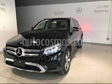 Mercedes Benz Clase GLC 300 Off Road usado (2019) color Azul precio $680,000