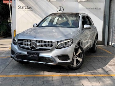 Mercedes Benz Clase GLC 300 Off Road usado (2018) color Plata precio $580,000