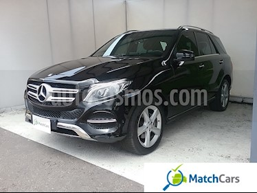 Foto venta Carro usado Mercedes Benz Clase GLE 250d 4Matic (2017) color Negro precio $175.990.000
