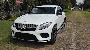 Foto Mercedes Benz Clase GLE Coupe 43 AMG usado (2017) color Blanco Diamante precio $1,130,000