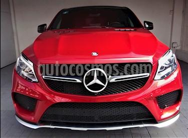 Foto venta Auto usado Mercedes Benz Clase GLE Coupe 450 AMG Sport (2016) color Rojo precio $945,000