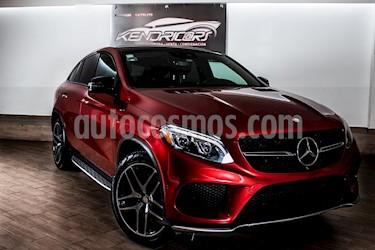 Foto venta Auto usado Mercedes Benz Clase GLE Coupe 450 AMG Sport (2016) color Rojo precio $925,000
