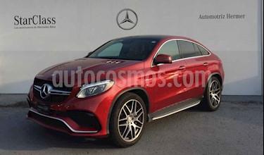 Foto Mercedes Benz Clase GLE Coupe 63 AMG  usado (2017) color Rojo precio $1,099,900