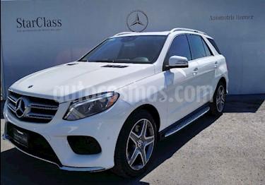 Mercedes Benz Clase GLE SUV 500e usado (2018) color Blanco precio $969,900