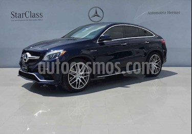 Mercedes Benz Clase GLE Coupe 63 AMG  usado (2017) color Azul precio $1,279,900