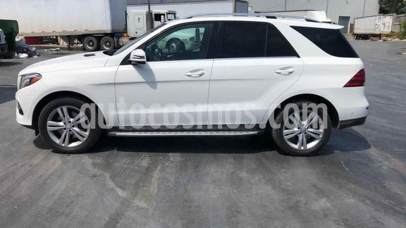 Mercedes Benz Clase GLE SUV 350 Exclusive usado (2017) color Blanco precio $519,000