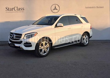 Mercedes Benz Clase GLE 5p GLE 350 Exclusive V6/3.5 Aut usado (2018) color Blanco precio $709,900