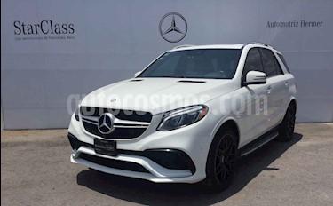 Mercedes Benz Clase GLE SUV 63 AMG usado (2017) color Blanco precio $949,900
