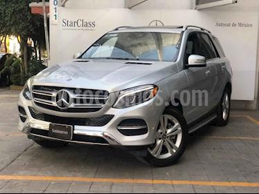 Mercedes Benz Clase GLE 5p GLE 350 Exclusive V6/3.5 Aut usado (2019) color Plata precio $795,000