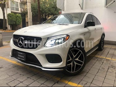 Foto Mercedes Benz Clase GLE Coupe 43 AMG usado (2017) color Blanco precio $930,000