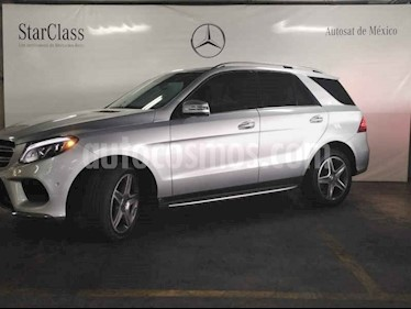 Mercedes Benz Clase GLE SUV 400 Sport usado (2016) color Plata precio $749,000