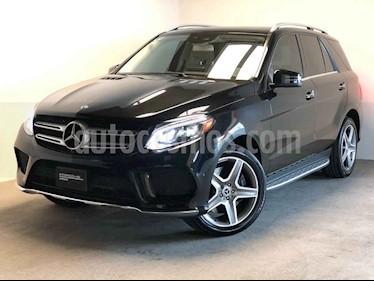 Mercedes Benz Clase GLE SUV 400 Sport usado (2019) color Negro precio $910,000