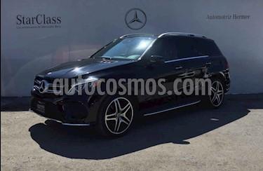 Mercedes Benz Clase GLE 5p GLE 500 V8/4.6/T Aut usado (2018) color Negro precio $929,900