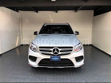 Mercedes Benz Clase GLE 5p GLE 400 Sport V6/3.0/T Aut usado (2016) color Plata precio $638,000