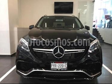 Mercedes Clase GLE 5P GLE 63 AMG BITURBO TA usado (2016) color Negro precio $999,000