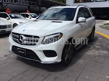 Mercedes Clase GLE SUV 400 Sport usado (2019) color Blanco precio $1,050,000