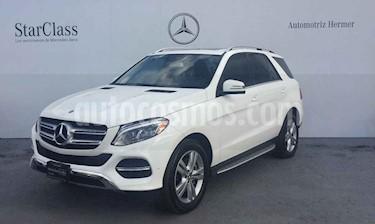 Mercedes Benz Clase GLE 5p GLE 350 Exclusive V6/3.5 Aut usado (2016) color Blanco precio $549,900