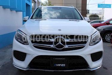 Mercedes Clase GLE SUV 400 Sport usado (2018) color Blanco precio $999,000