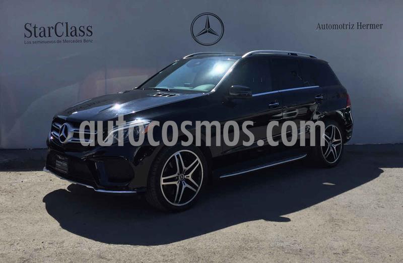 Mercedes Benz Clase GLE SUV 500 Biturbo usado (2018) color Negro precio $874,900
