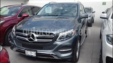 Mercedes Benz Clase GLE SUV 350 Exclusive usado (2018) color Gris precio $699,000